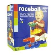 Miniland - Jucarie cursa cu bile pentru bebelusi