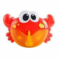 Iso Trade - Jucarie de baie, Crab cu baloane muzicale de sapun  MY17383