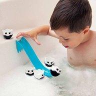 Fat Brain Toys - Jucarie de baie Petrecerea Pinguinilor
