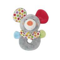 Lorelli Toys - Zornaitoare de plus Soricel 11 cm