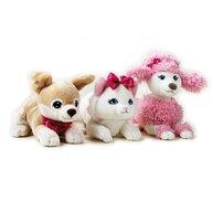 Jucarie de plus, Animal companie Barbie cu husa 20 cm