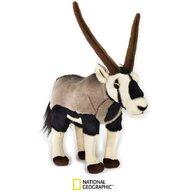 Jucarie de plus, National Geographic, Gazela Oryx 29 cm