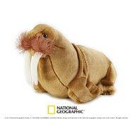 Jucarie de plus, National Geographic Morsa 28 cm