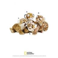 Jucarie de plus, National Geographic Pui felina 26cm