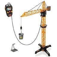 Dickie Toys - Jucarie Macara Giant Crane cu telecomanda