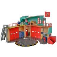 Simba - Jucarie Dickie Toys statie de pompieri Fireman Sam cu figurina