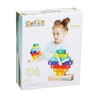 Cubika - Jucarie pentru sortat si stivuit Sa invatam ceasul