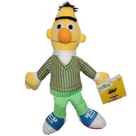 Play by Play - Jucarie din plus Bert 28 cm Sesame Street
