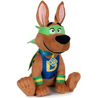 Play by Play - Jucarie din plus Scooby Mask of the Blue Falcon 29 cm Scooby Doo