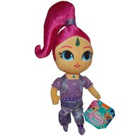 Play by Play - Jucarie din plus Shimmer 30 cm, Cu material textil Shimmer and Shine