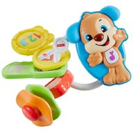 Fisher Price - Jucarie interactiva Chei In limba romana by Mattel Laugh and Learn