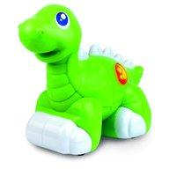 Little Learner - Jucarie interactiva Dinozaur prietenos Verde