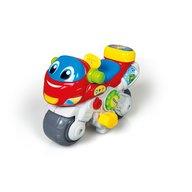 Clementoni - Jucarie Motocicleta interactiva
