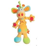 Brevi Soft Toys - Jucarie muzicala Girafa