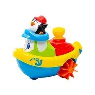 Little Learner - Jucarie pentru baie Barcuta pinguinului