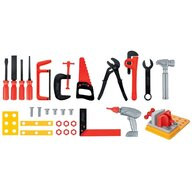 Pilsan - Set unelte Trusa 03-248 Cu accesorii