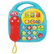Simba - Jucarie ABC Telefon muzical albastru