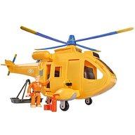 Simba - Jucarie Elicopter Fireman Sam Wallaby 2 cu figurine si accesorii