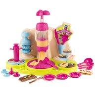 Smoby - Jucarie Aparat pentru preparare biscuiti Chef Easy Biscuits Factory cu accesorii