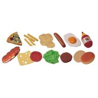 Miniland - Jucarii Fast-Food 19 buc