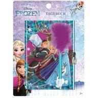 SunCity - Jurnal Disney Frozen cu lacatel si pix, Multicolor