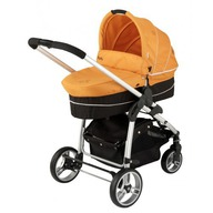 Carucior Kiddy 2 in 1 Click n Move II -Orange
