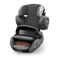 Kiddy Scaun Auto Guardianfix 3 Retro Charcoal (ISOFIX)