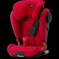 Britax Romer - Scaun auto Kidfix II XP Sict Black Series, Fire Red