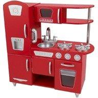 KidKraft Bucatarie pentru copii Red Vintage