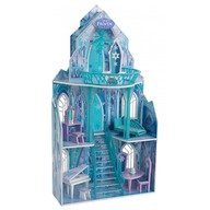 KidKraft Casuta pentru papusi Castelul de Gheata Frozen