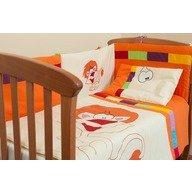 Kidsdecor Set de pat 4 piese Lion