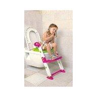KidsKit Scara cu reductor wc si olita pink