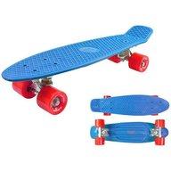 Kidz Motion - Skateboard All Age Albastru