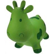 KidZZfarm - Jucarie gonflabila de sarit vacuta Betsy Verde