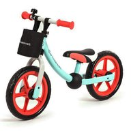 Kinderkraft - Bicicleta fara pedale 2Way Next Red