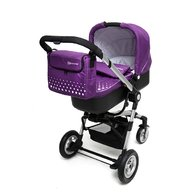 Kinderkraft - Carucior 3 in 1 Kraft Purple