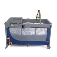 Kinderkraft - Patut pliabil Joy Plus Dark Blue