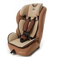 KinderKraft Scaun auto Safety-Fix Beige 9-36kg