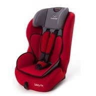 KinderKraft Scaun auto Safety-Fix Red 9-36kg