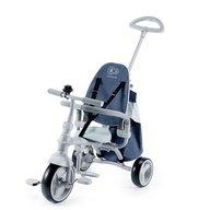 KinderKraft - Tricicleta 4 in 1 Jazz, Denim