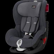Britax Romer - Scaun auto King II LS Black Series, Storm Grey