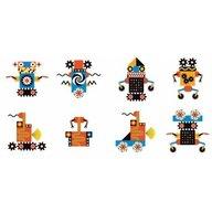 Djeco - Joc Kinoptik, Roboti