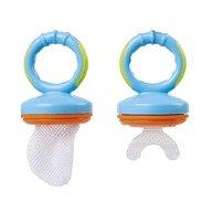 Kiokids Set 2 in 1 Dispozitiv de hranire si suzeta dentitie