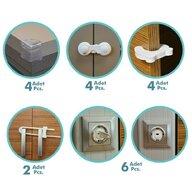 SeviBebe - Set Accesorii siguranta casa