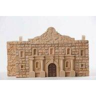 Wise Elk - Kit constructie caramizi Fortareata Alamo, 510 piese reutilizabile