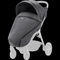 Britax Romer - Copertina kit culoare B-Agile, B-Motion Plus, Black Denim
