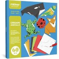 Mideer - Set creativ Origami Animale 60 foi