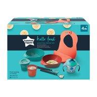 Tommee Tippee - Set de masa Hello Food , 4 luni+, Pentru diversificare hrana
