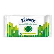 Kleenex - Servetele umede cu efect antibacterial, 24 buc
