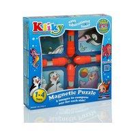 Supermag - Kliky - Puzzle magnetic Animale marine